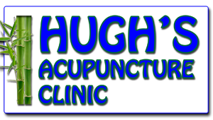 Logo for Hugh's Acupuncture Clinic in Fort Collins Colorado